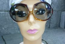 Vintage Christian Dior / Glasses and sunglasses