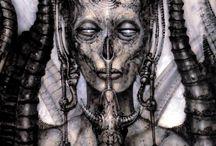 Macabre Art