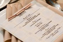 Napkin Folds and Treatments / {My Bellissima - NY & NJ Wedding Planning and Special Events Design} www.mybellissima.com