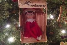 elf on the shelf. . .