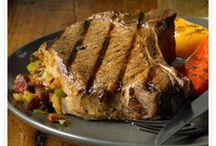 Pork Chop Power / Harness the power of the pork chop!  / by Pork