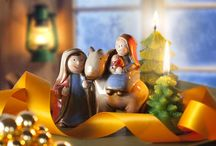 Natale 2016 / Hervit Creations, articoli da regalo, presepi, natività, angeli, palla acqua, campanella, cuore, decorazione per albero, decorazione per la tavola,
