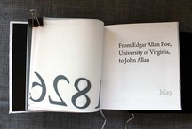 Allan Edgar Poe Books / A project containing the all the poetry and all the letters written by Allan Edgar Poe in his life.