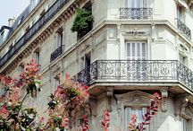 Parisian architecture / by Ericka Briscoe