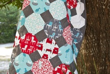 Quilts for the Entire Family / Quilt inspiration from Modern to Traditional.  Other quilts can be found at avisiontoremember.etsy.com