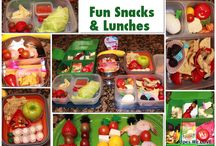 Snack ideas for Kindergarten  / by Rebecca Jankauskas