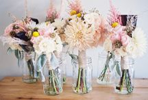 Centre pieces / by Elinor Rose Stationery Design