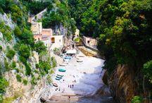 Plaje Amalfi