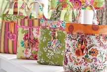 bags made of fabric