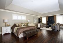 Master Bedrooms / Master bedroom designs by Trademark Homes www.trademarkbuilt.com