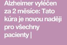 Alzheimer - léky
