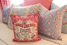 Pillows  / by Jodi Burdell