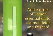 Doterra / Essential healthy oils