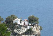 Ελληνικα νησιά( îles grecques)