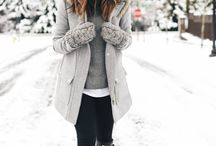 Tis' the season to look cute / What's more jolly than cute outfits to fill your closet with?
