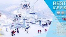 KOREA BEST SKI ICE FISHING 5D3N 16,900 ฿