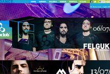 Nightclub Website Design Inspiration