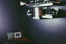 Display Jordans On Walls