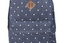 Backpacks / by jazzeminne a