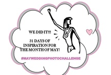 #MayWeddingPhotoChallenge