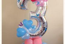 ideias balões