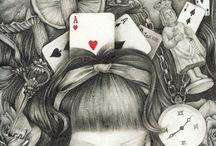 Theme - Alice and Wonderland
