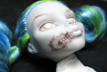 roller zombie idea boardx / by Delectably Deviant