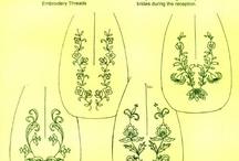 embroidery scheme