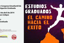 ACTIVIDADES EN LA RED / Actividades para los estudiantes graduados