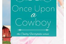 Lacy's Cowboy Fairytales series / The Cowboy Fairytales series is five books, all contemporary retellings of beloved fairytales--with a western twist.