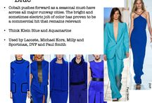 S/S 14 Fashion Trend: Blue