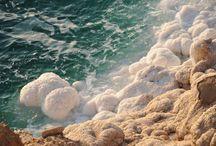 Dead Sea / The most wonderful landscapes from Dead Sea. -- Cele mai frumoase peisaje de la țărmul Mării Moarte.  www.haisitu.ro #haisitu #deadsea #landscape