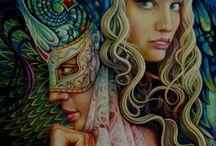 Magia das Máscaras