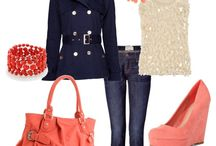 Clothes and cute outfits / by Jennifer Mason