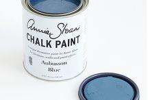 Aubusson Blue Chalk Paint® decorative paint by Annie Sloan
