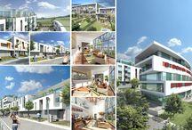 residential complex - SLANEC