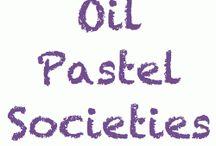 Oil Pastels / Pastele Olejne