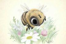 Family Apidae.