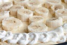 Pudding & Pie!  / by Brea Buffaloe