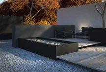 Tuinlounge / Lounge tuin zitten