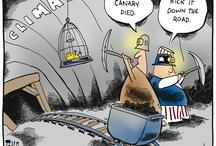 Climate Cartoons