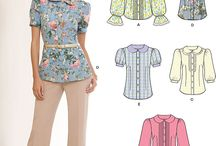 Sewing: Patterns Want