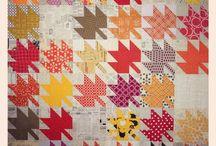 Autumn Leaf Quilt Ideas