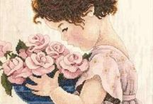 Roses bucilla