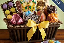 Easter Baskets / Create an Easter celebration to remember. Delight loves ones with decadent treats crafted in Southern Oregon, beautiful floral gifts, and festive gourmet gifts this Easter. / by Harry & David