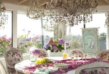 Zahradní bydlení / zahradní design