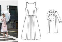 Burda Dresses