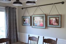 Dining Room Project / by Carrie Mitchell