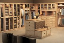 Home - Closets / by M L