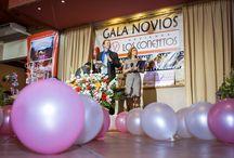 Gala de Novios / Gala de novios para todas las parejas que celebran su boda en Hacienda Los Conejitos